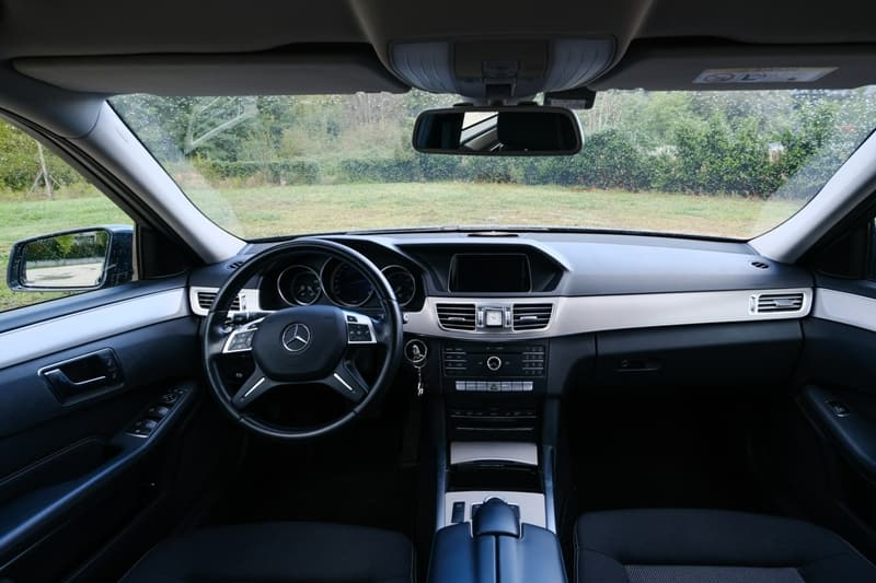 Mercedes Classe E per matrimoni Benevento