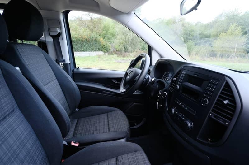 Noleggio Van Mercedes