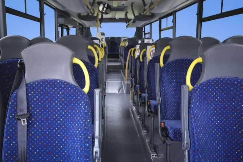 Interni autobus extraurbano